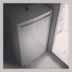 16.05.2013: Tralala, der Übergangskühlschrank ist da! Wieder ein Schritt weiter :-) #eg13