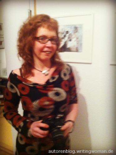 Die Künstlerin Susanne Haun