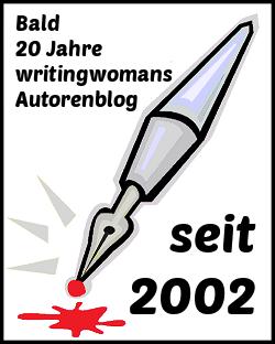 Bald 20 Jahre writingwomans Autorenblog. Seit 2002.