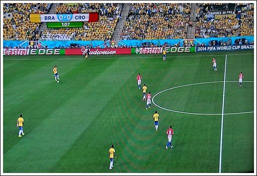BRACRO - WM-Eröffnungsspiel