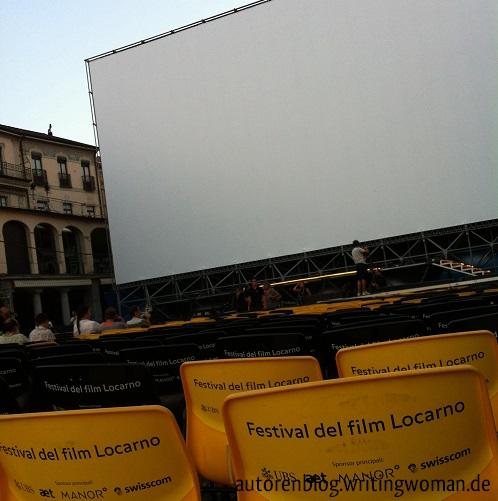 Filmfestival Locarno Piazza Grande