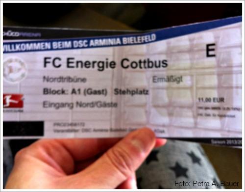Ticket Bielefeld vs. Cottbus